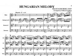 Hungarian Melody pag001