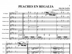 Peaches en regalia