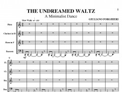 The Undreamed Waltz