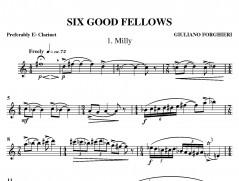 Six Good Fellows