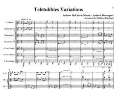 Teletubbies-Variations